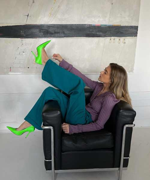 Широкие брюки и классика