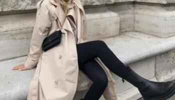 Образы с чем носить легинсы