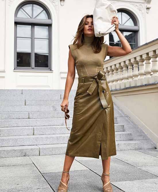 Модные юбки весна-лето 2021: с чем носить, фото, образы