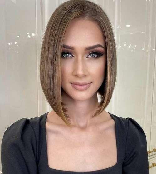 Лучшие стрижки на прямые волосы 2021: фото, тенденции