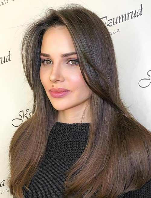 Женские стрижки на длинные волосы фото тенденции