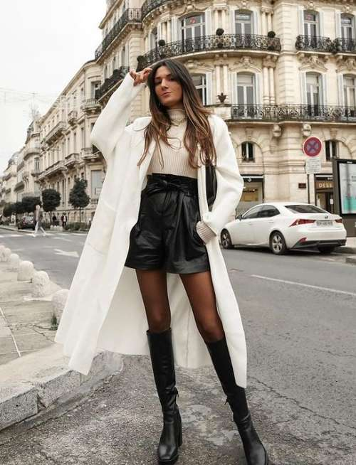 Женские шорты 2021: с чем носить, фото, тенденции, образы