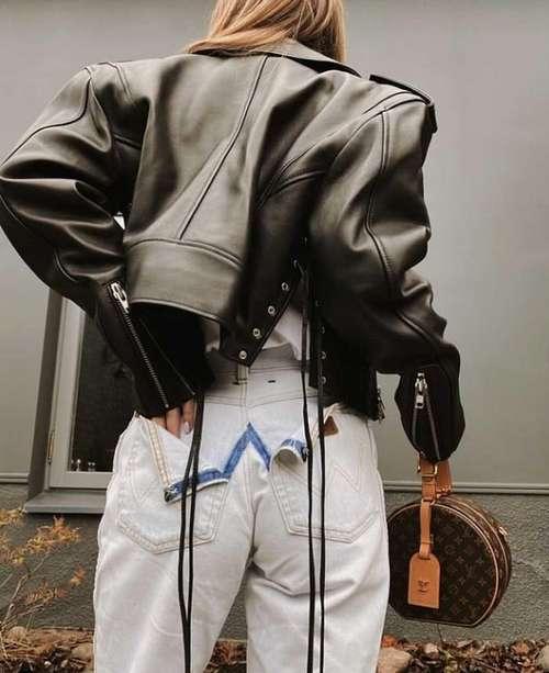 Джинсы мода образы