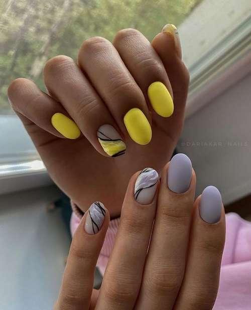 Дизайн ногти море фото