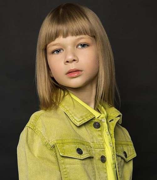 Стрижка девочка 10 лет