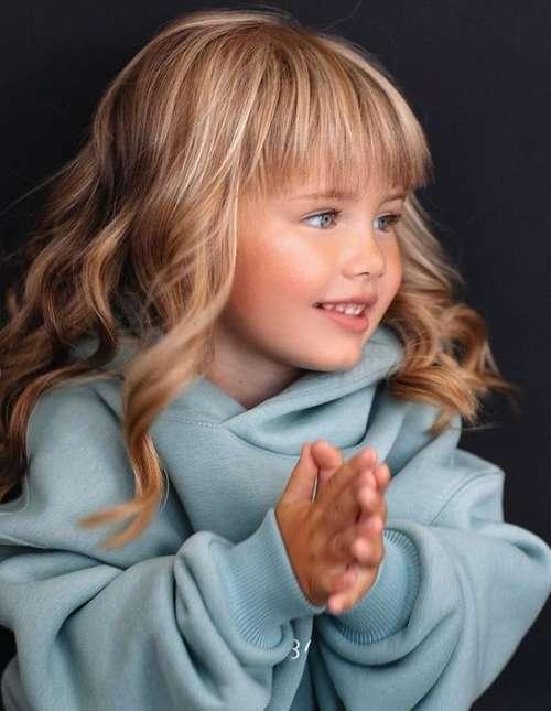 Стрижки девочка 6 лет