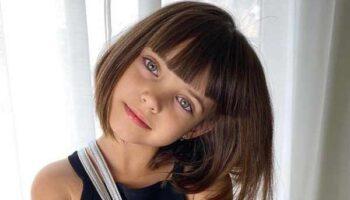 Красивые стрижки для девочек