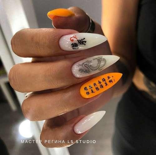 Слайдеры на ногтях